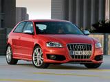 Audi S3 (8P) 2008–10 pictures
