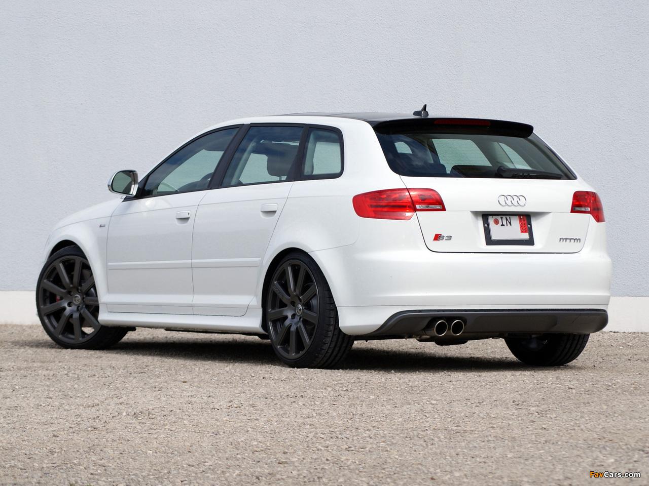 MTM Audi S3 Sportback (8PA) 2009–10 wallpapers (1280x960)