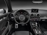 Audi S3 Sportback (8V) 2013 photos