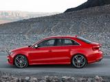 Audi S3 Sedan (8V) 2013 pictures
