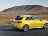 Audi S3 (8V) 2016 photos