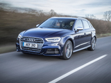 Audi S3 Sportback UK-spec (8V) 2016 photos