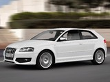 Images of Audi S3 (8P) 2006–08