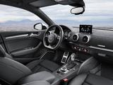 Images of Audi S3 Sedan (8V) 2013
