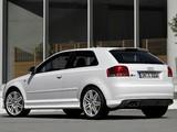 Photos of Audi S3 (8P) 2006–08