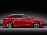 Photos of Audi S3 Sportback (8V) 2013
