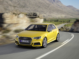 Photos of Audi S3 (8V) 2016