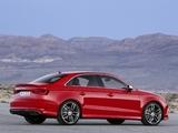 Pictures of Audi S3 Sedan (8V) 2013
