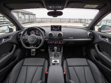 Pictures of Audi S3 (8V) 2013