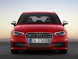 Pictures of Audi S3 Sportback (8V) 2013
