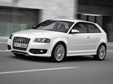Audi S3 (8P) 2006–08 wallpapers