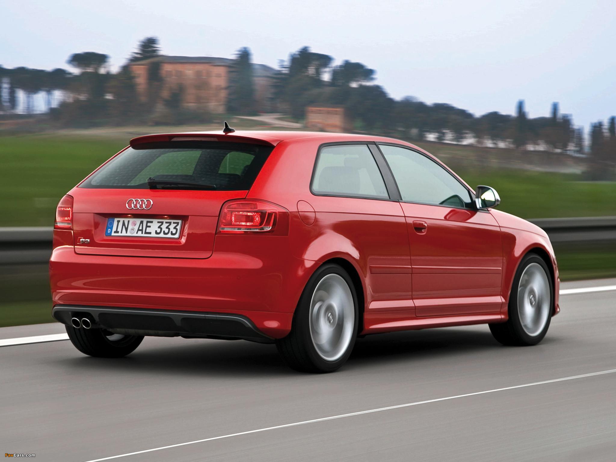 Kelebihan Kekurangan Audi S3 2008 Spesifikasi