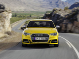 Audi S3 (8V) 2016 wallpapers