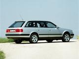 Audi S4 Avant (4A,C4) 1991–94 images