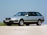 Audi S4 Avant (4A,C4) 1991–94 photos