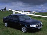 Audi S4 Sedan UK-spec (4A,C4) 1991–94 pictures