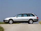 Audi S4 Avant (4A,C4) 1991–94 wallpapers
