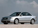 Audi S4 Sedan (B5,8D) 1997–2002 images