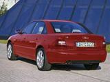 Audi S4 Sedan (B5,8D) 1997–2002 photos