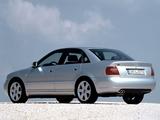 Audi S4 Sedan (B5,8D) 1997–2002 pictures