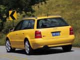 Audi S4 Avant US-spec (B5,8D) 1997–2002 pictures