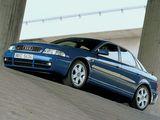 Audi S4 Sedan (B5,8D) 1997–2002 wallpapers