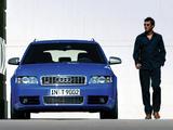 Audi S4 Avant (B6,8E) 2003–05 images