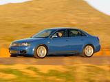Audi S4 Sedan US-spec (B6,8E) 2003–05 images