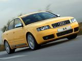 Audi S4 Sedan ZA-spec (B6,8E) 2003–05 images