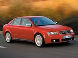 Audi S4 Sedan (B6,8E) 2003–05 photos