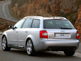 Audi S4 Avant ZA-spec (B6,8E) 2003–05 photos