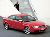 Audi S4 Sedan (B6,8E) 2003–05 pictures