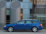 Audi S4 Avant (B6,8E) 2003–05 pictures