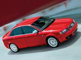 Audi S4 Sedan US-spec (B6,8E) 2003–05 wallpapers