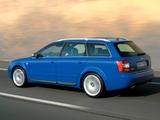 Audi S4 Avant (B6,8E) 2003–05 wallpapers