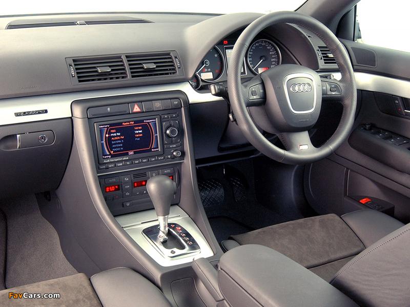 Audi S4 Avant ZA-spec (B7,8E) 2005–08 images (800 x 600)