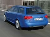 Audi S4 Avant (B7,8E) 2005–08 photos