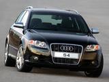 Audi S4 Avant ZA-spec (B7,8E) 2005–08 pictures
