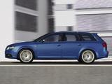 Audi S4 Avant (B7,8E) 2005–08 wallpapers