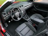 Audi S4 Cabriolet US-spec (B7,8H) 2007–08 images