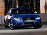 Audi S4 Sedan US-spec (B8,8K) 2009 pictures