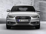 Audi S4 Avant (B8,8K) 2012 photos