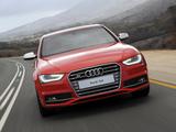 Audi S4 Sedan ZA-spec (B8,8K) 2012 photos