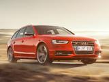 Audi S4 Avant AU-spec (B8,8K) 2012 pictures