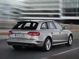 Audi S4 Avant (B8,8K) 2012 pictures