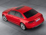 Audi S4 Sedan (B8,8K) 2012 pictures