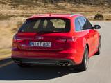 Audi S4 Avant AU-spec (B8,8K) 2012 wallpapers