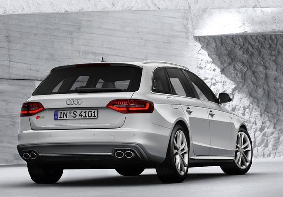 Audi S4 Avant B88K 2012 Wallpapers