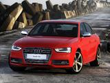 Audi S4 Sedan ZA-spec (B8,8K) 2012 wallpapers