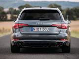 Audi S4 Avant AU-spec (B9) 2017 images
